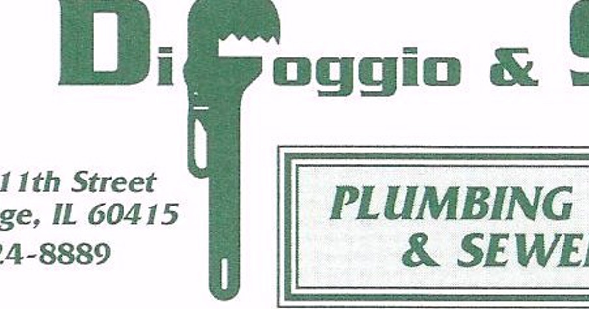 Open Restaurant Job Positions At R Difoggio And Sam Plumbing Sewer Co Instawork Jobs