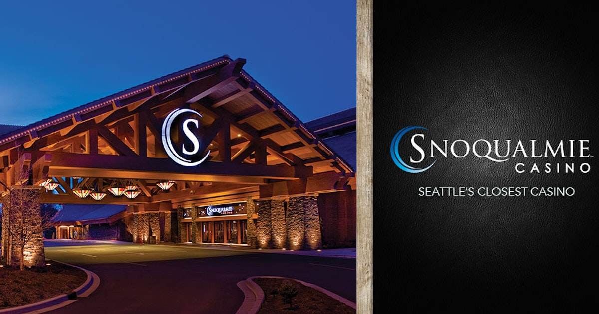 Open restaurant job positions at Snoqualmie Casino